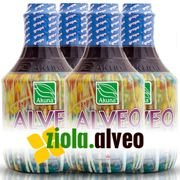4 x Alveo winogronowe AKUNA 950 ml (GRAPE)